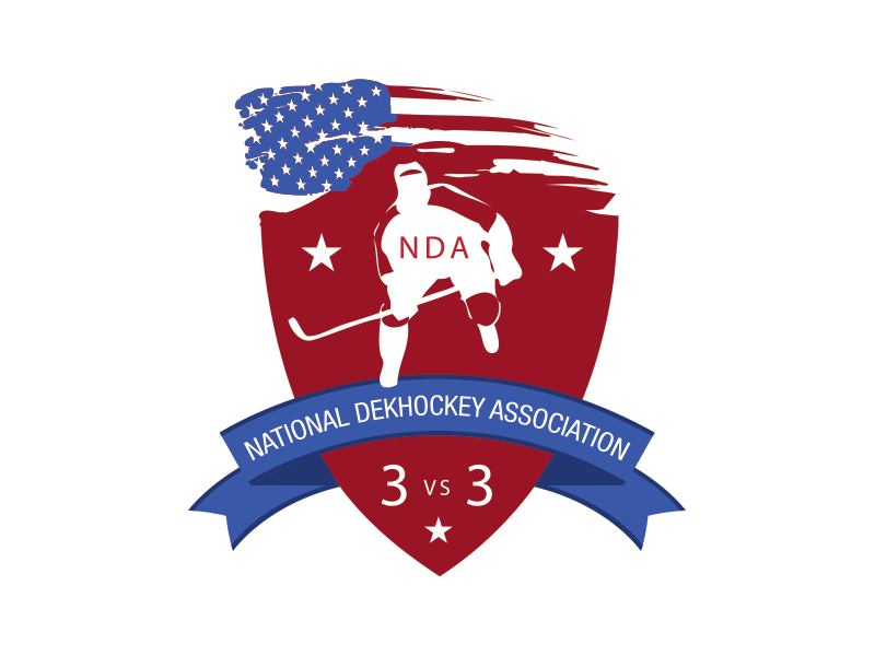National DekHockey Association Logo